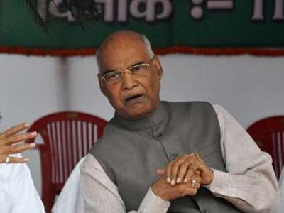 Scrapping Article 370 to bring immense benefits for JK, Ladakh: Prez
