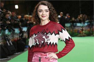 Not interested in getting more famous: Maisie Williams