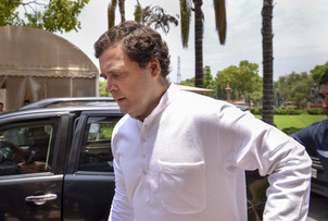 Rahul formally quits as Congress pres, says accountability crucial for growth of party