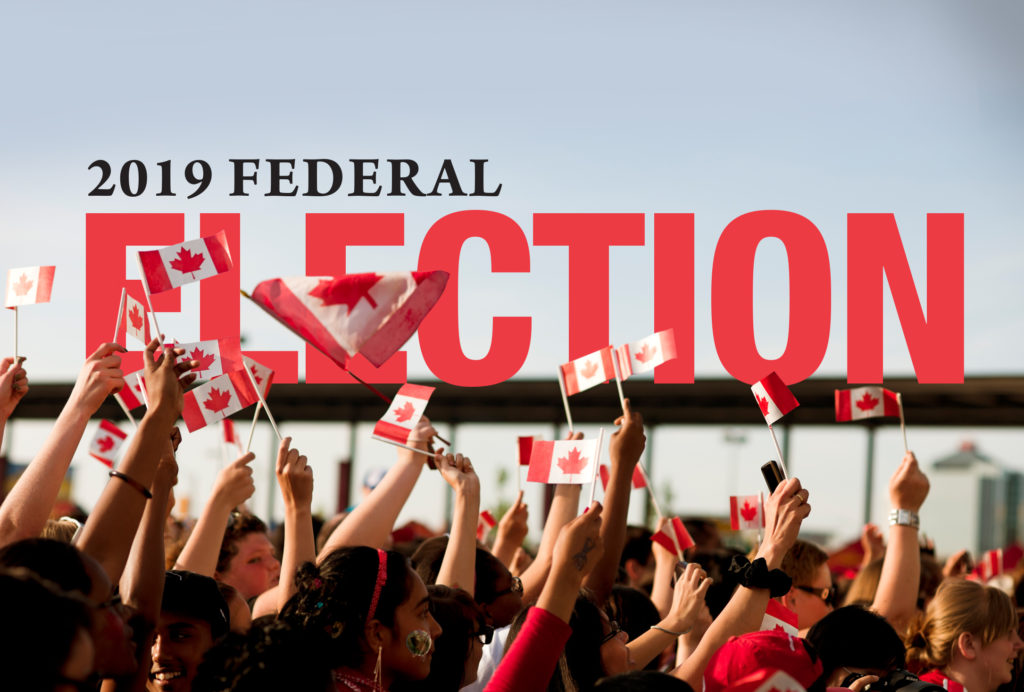 Canadian Federal Election to take place on October 21st