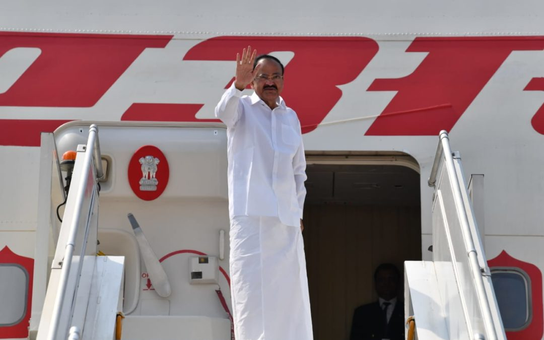 Vice President departs for two-nation visit to Comoros and Sierra Leone