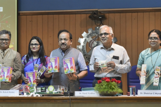 Eco-friendly 'Green Crackers' launched to reduce levels of pollution