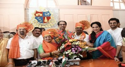 Maharashtra: Shiv Sena leader Kishori Pednekar elected as Mayor of BMC