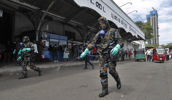 Covid-19: Sri Lanka curfew lifted in 19 out of 25 low risk districts