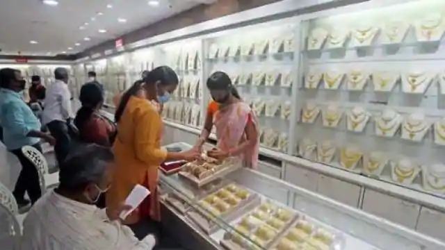 Gold prices rose marginally after three days of decline, today gold rate