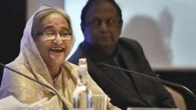 Prime Minister Hasina paid tribute to Pranab Mukherjee in Bangladesh parliament