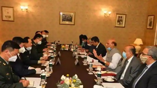 Force retreat for peace, bring status quo on LAC… what Rajnath Singh told Dragon in a 2:20 hour conversation with his Chinese counterpart
