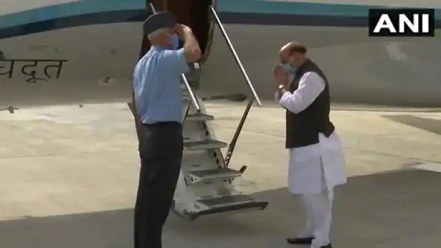 Rajnath Singh leaves for Russia amid tensions with Dragon, no possibility of bilateral talks with Chinese Defense Minister