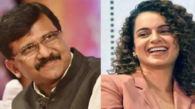 Promotion of Shiv Sena leader Sanjay Raut, who calls Kangana Ranaut a harem, became the party's chief spokesperson